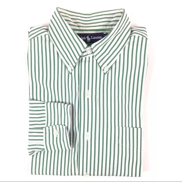 9681b754f Ralph Lauren Shirts | Polo Blake Long Sleeve Shirt Medium | Poshmark